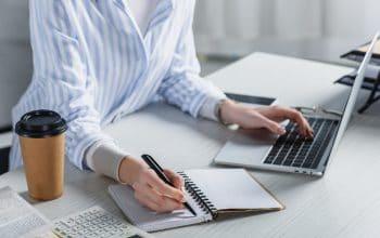 online leren platform