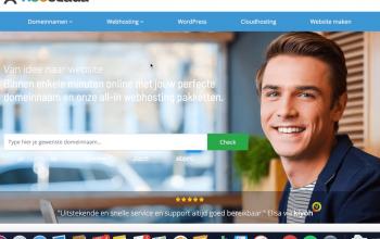 website registreren met neostrada