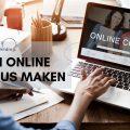 Eigen online cursus beginnen? Maak je eigen cursus! (Stap-voor-stap)
